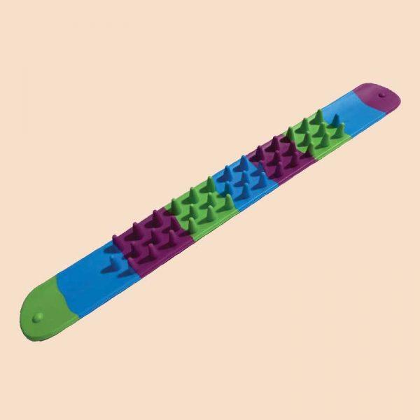 spiky slap band my sensory toolbox