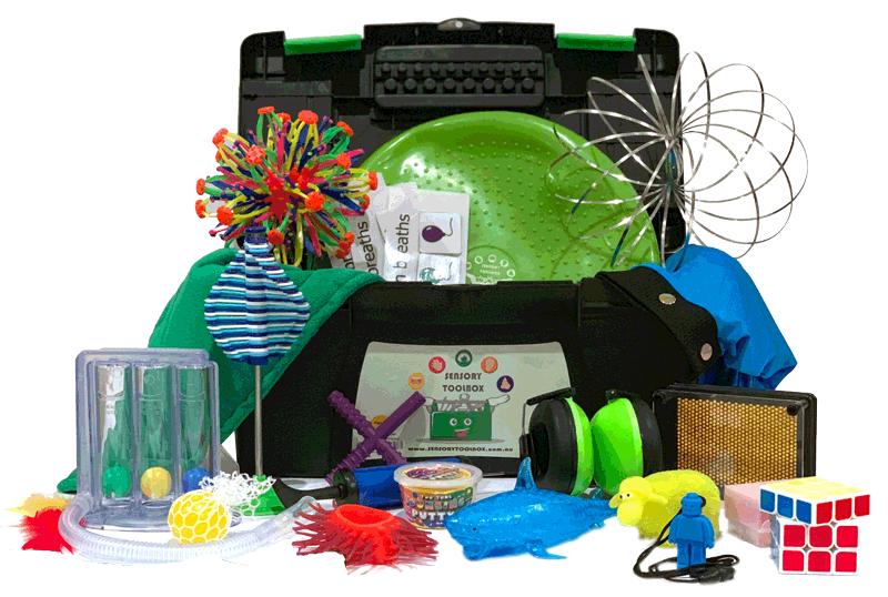 my sensory toolbox
